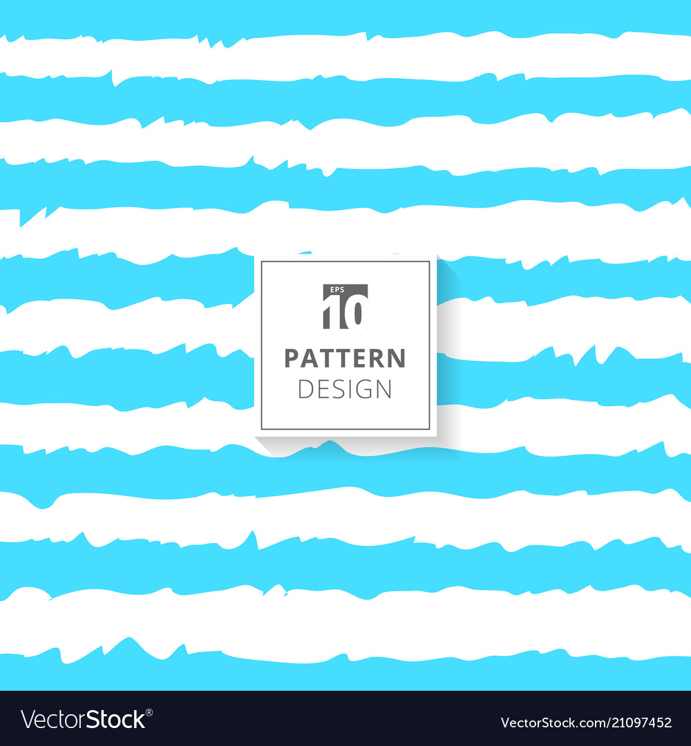 Abstract blue white switch wavy shape