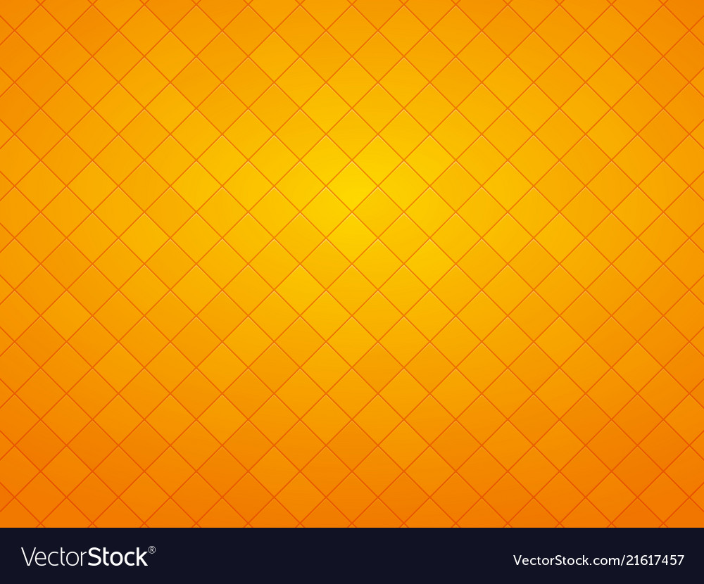 Yellow tile textured background Royalty Free Vector Image