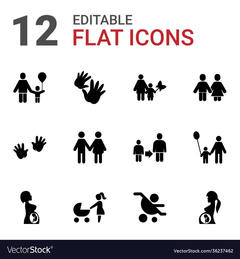 Parent icons