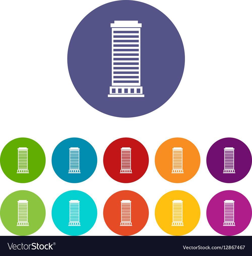 Column set icons