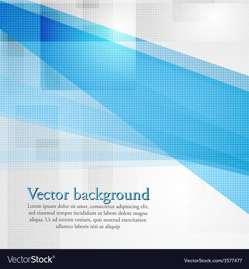 Bright hi-tech modern background vector image