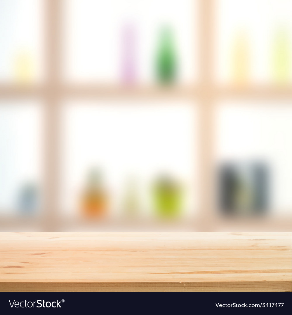 Showcase bottle shelves