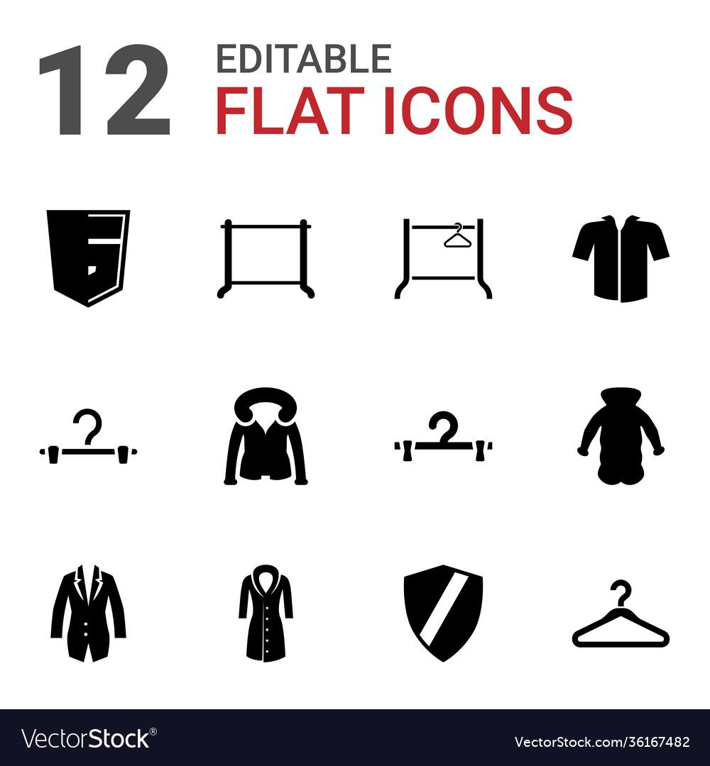 Coat icons