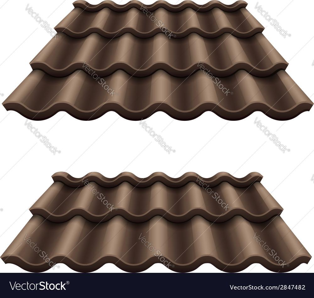 Dark chocolate corrugated