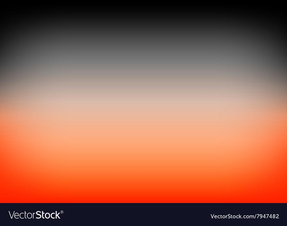 orange black gradient background royalty free vector image. Black Bedroom Furniture Sets. Home Design Ideas