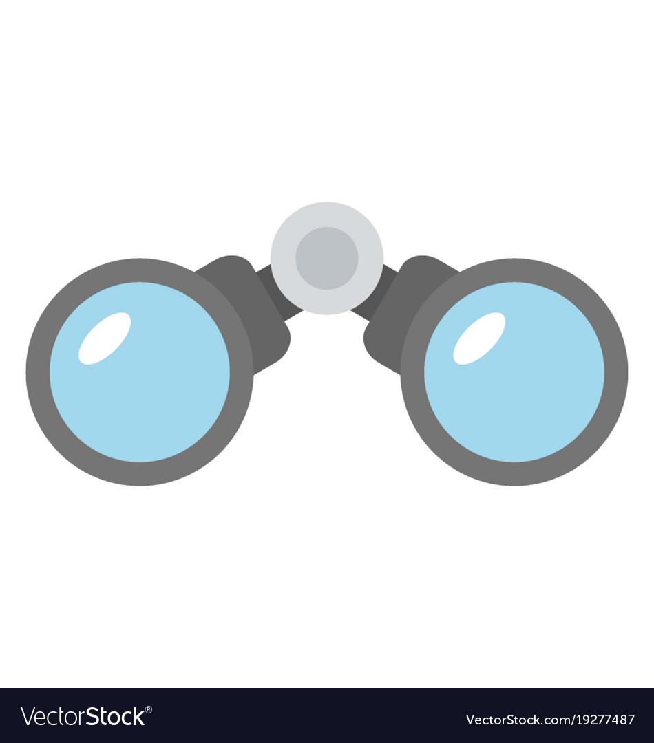 binoculars royalty free vector image vectorstock rh vectorstock com vector binoculars official site vector binoculars for sale