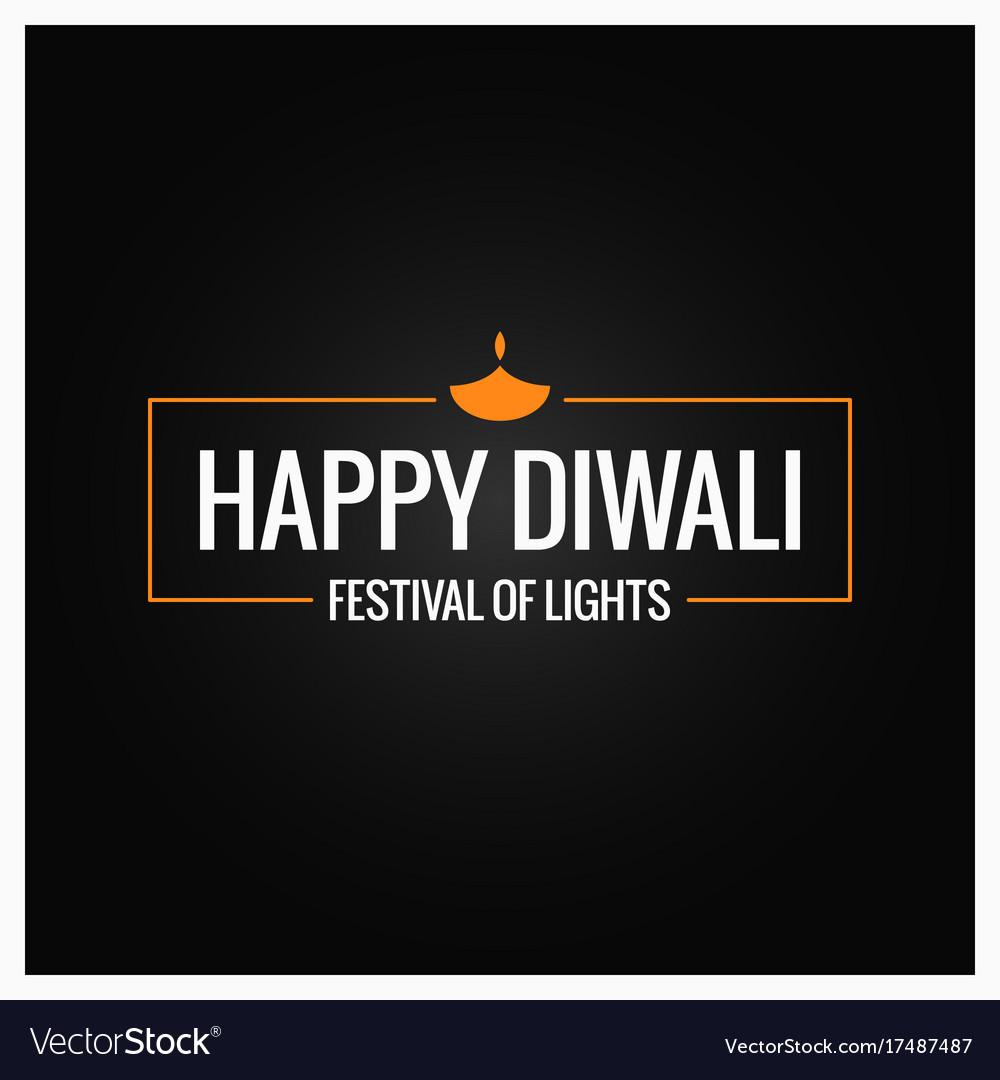 Diwali culture festival logo design