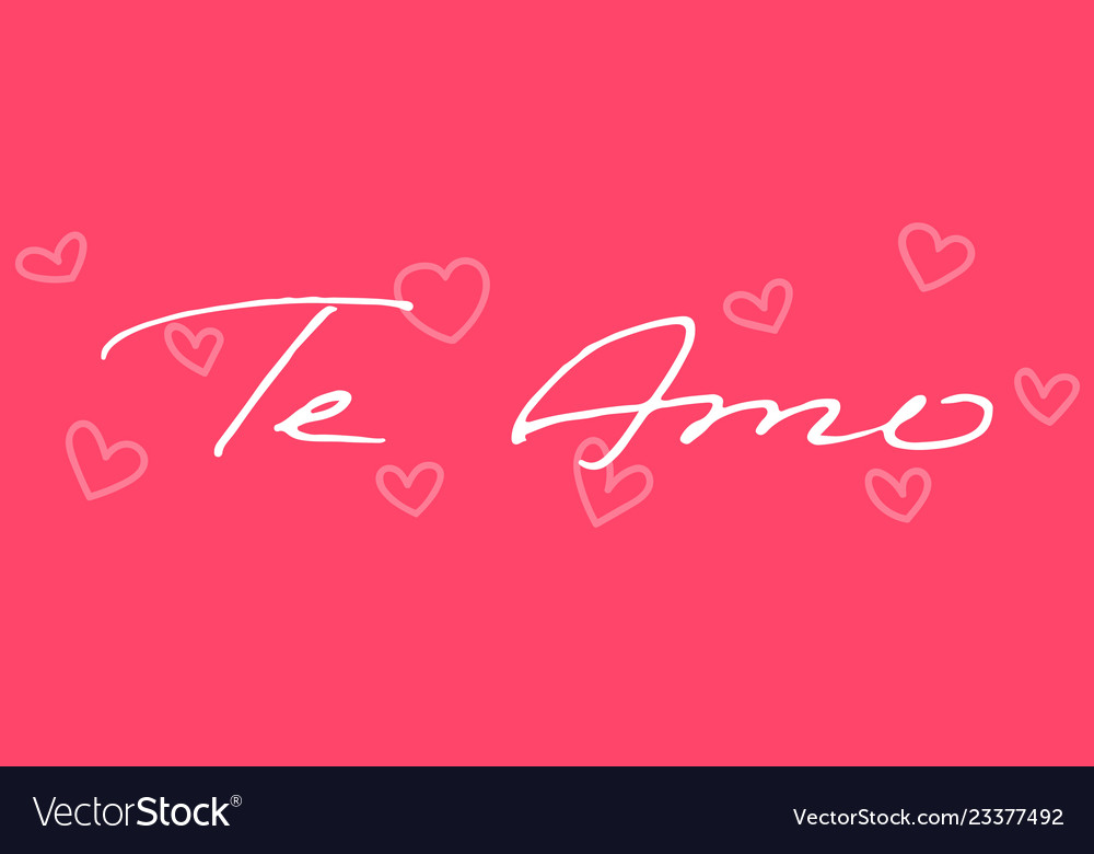 i love you in spanish - 1000×780