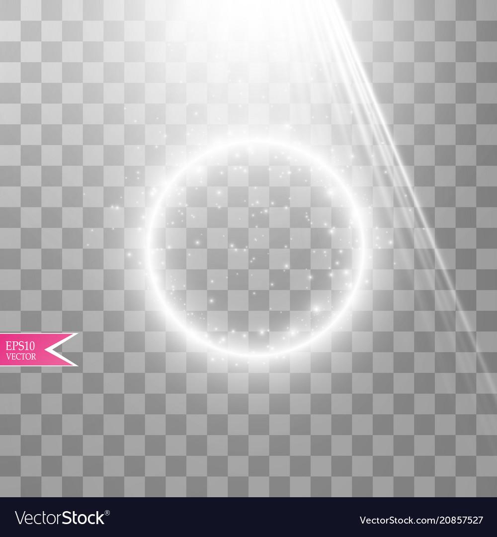 Spotlights scene light effects