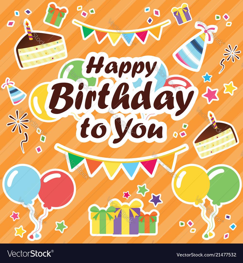 Let s celebrate banner happy birthday banner