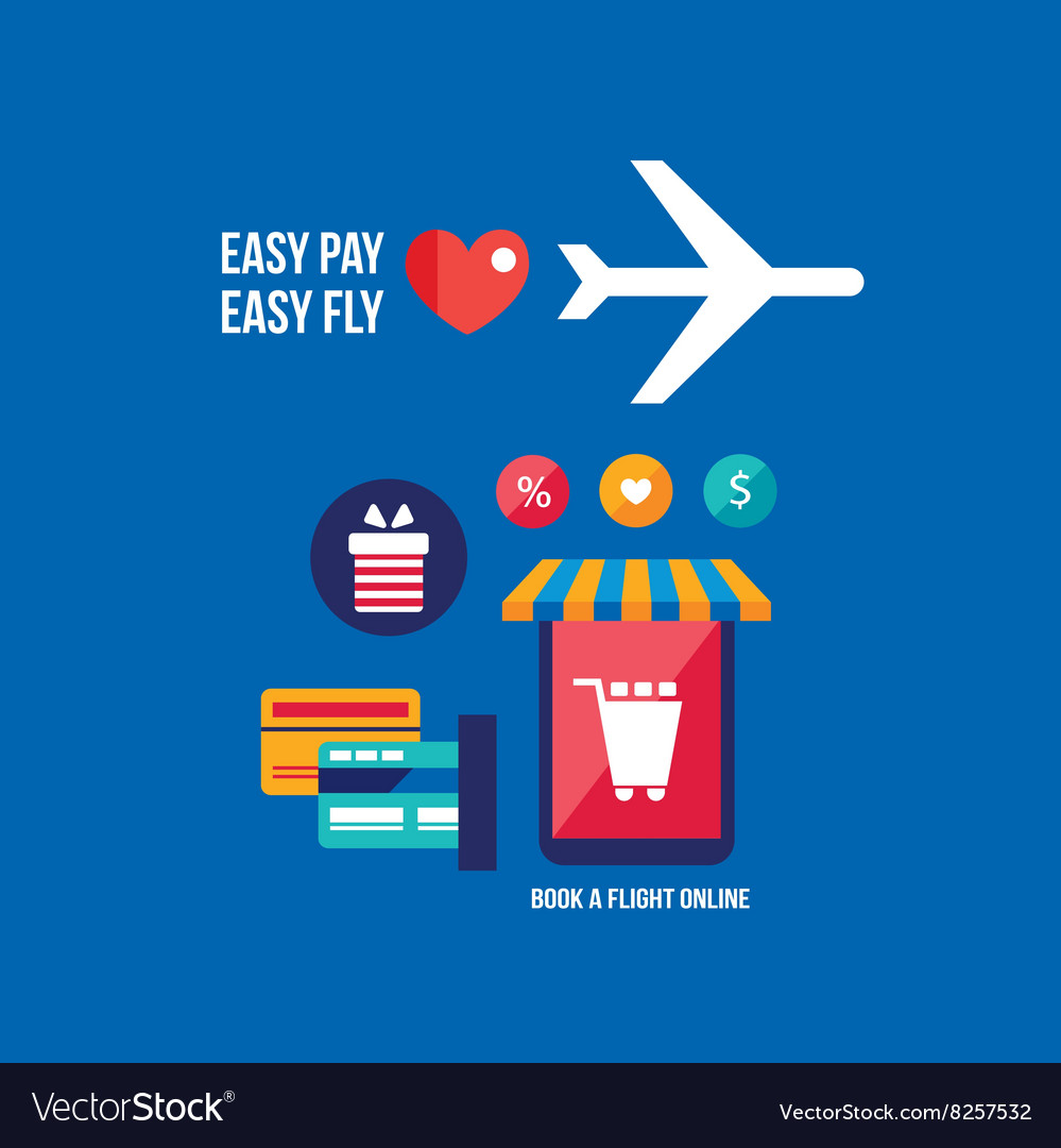 Online tickets booking Mobile payment Travel
