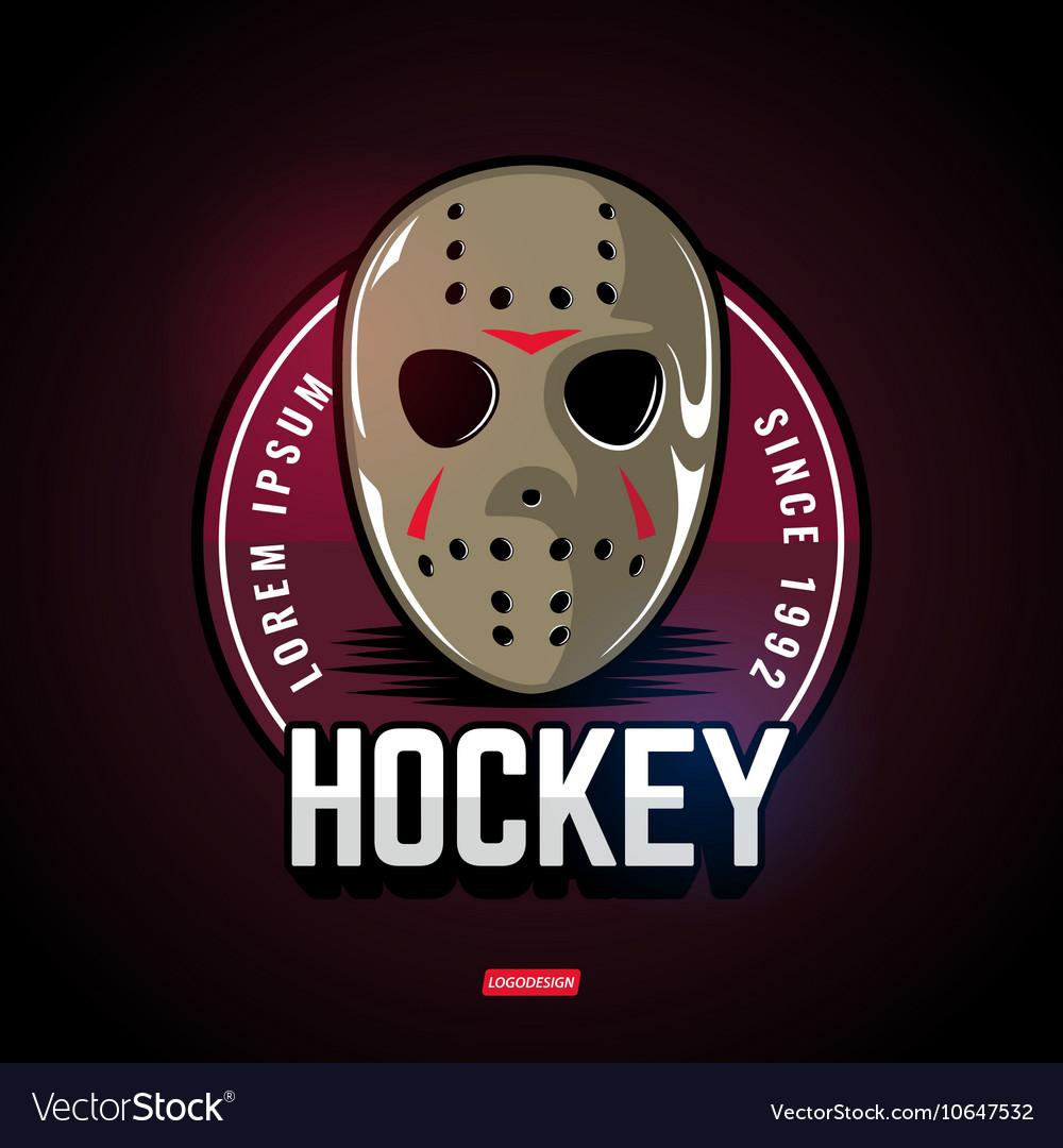 Sports logos for hockey