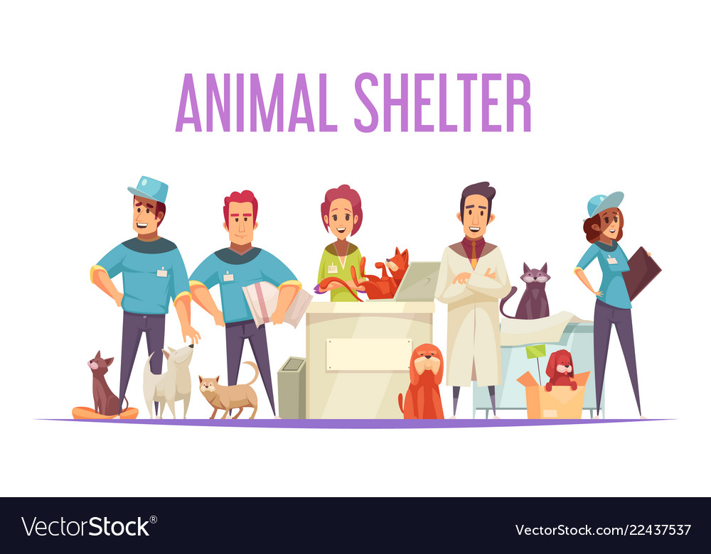 Animal shelter composition