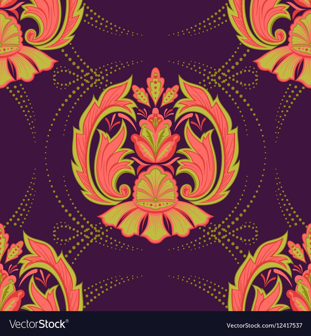 Seamless oriental wallpaper2