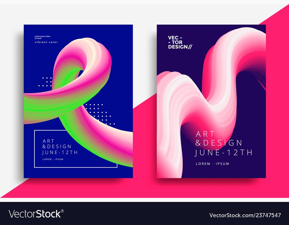 Creative design posters