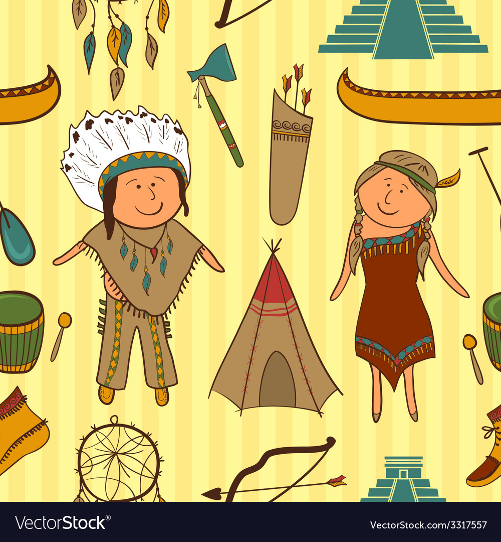 what are some differences between american cultures indian cultures