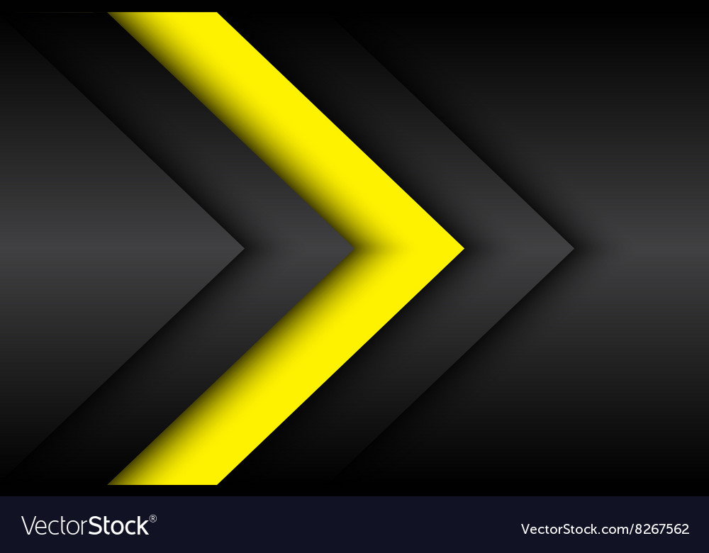 Black and yellow abstract background royalty free vector - Black abstract background ...