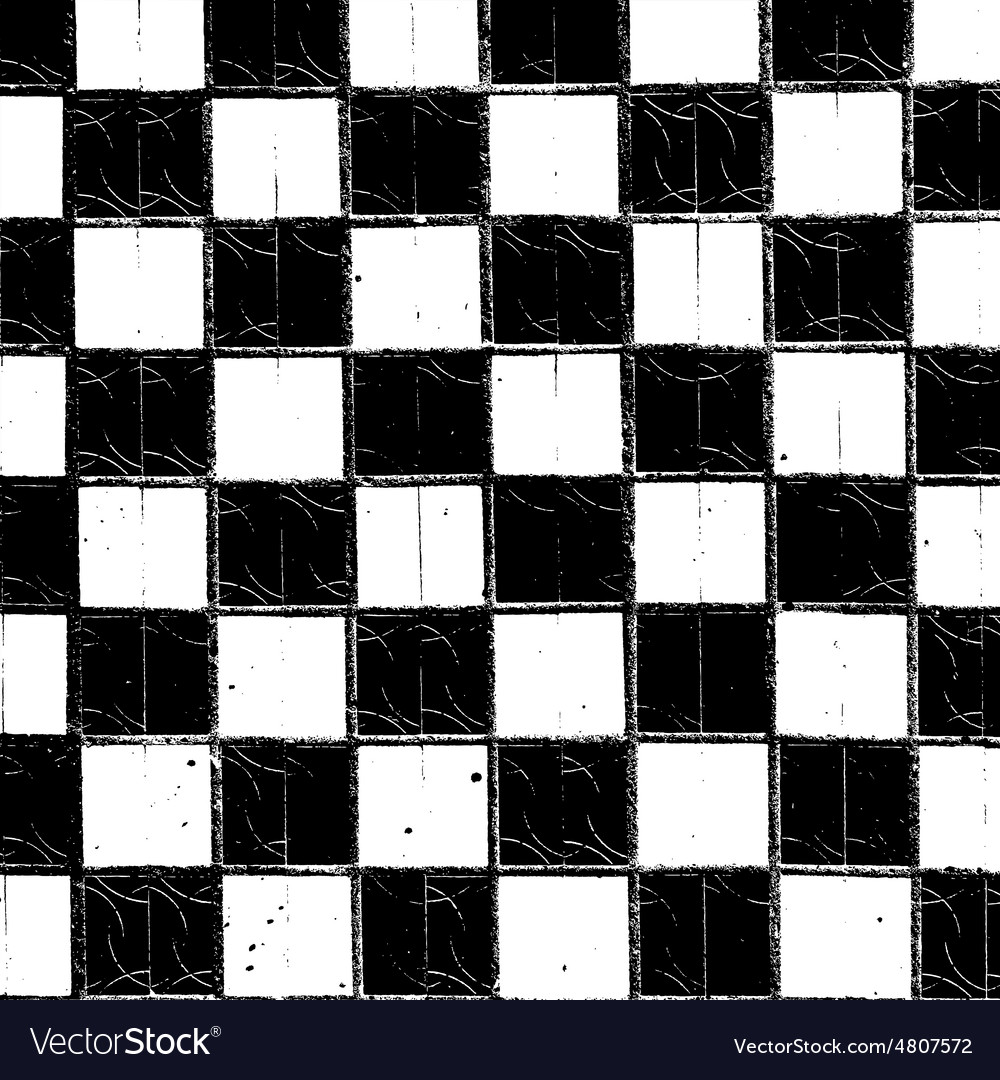 Checkered Grunge Texture