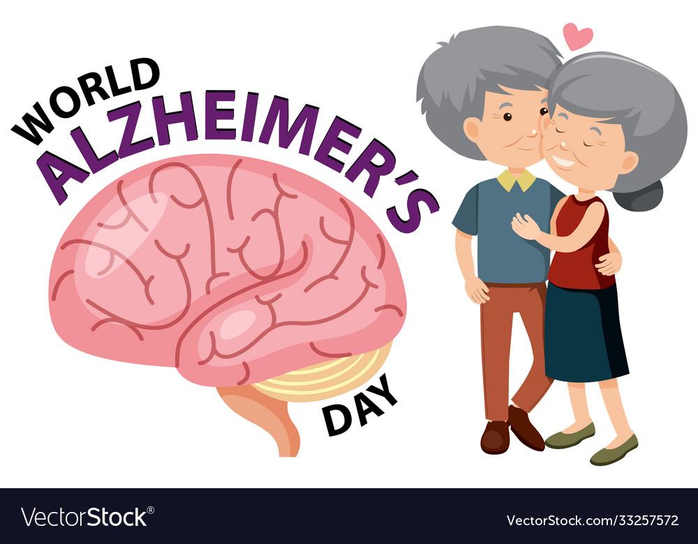 World alzheimers day logo