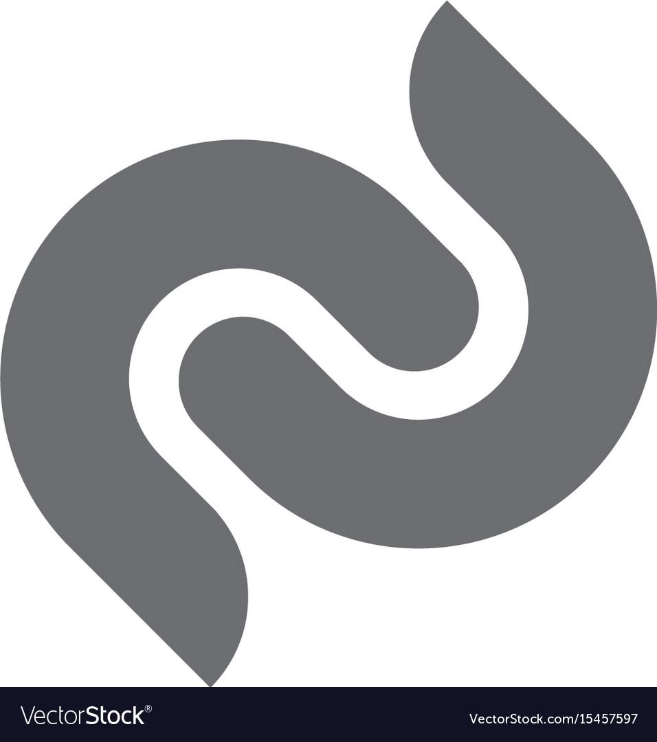 Abc Template | C Letter S Logo Template Abc C Letter Logo Vector Image