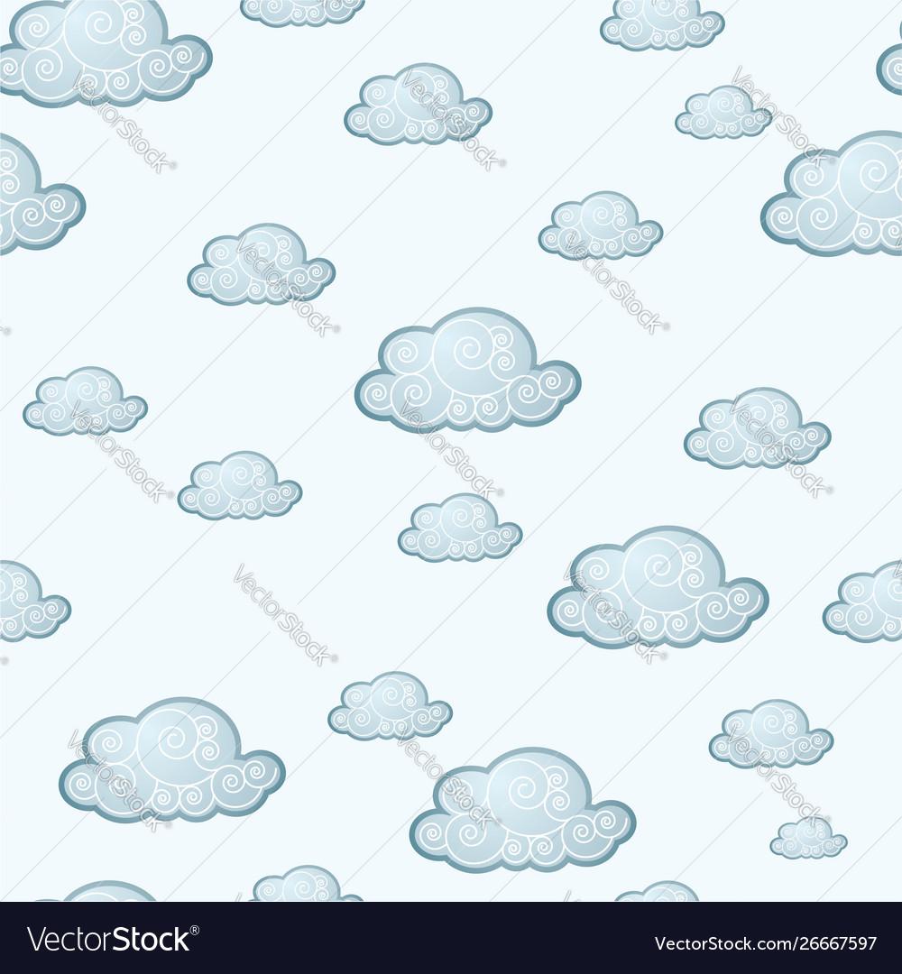 Greek cloud tile