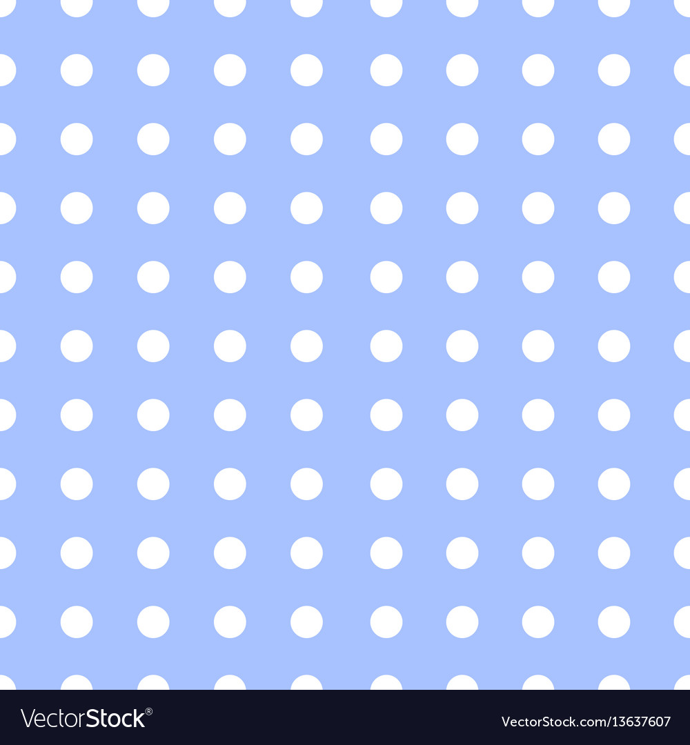 Easter blue seamless pattern retro points vintage