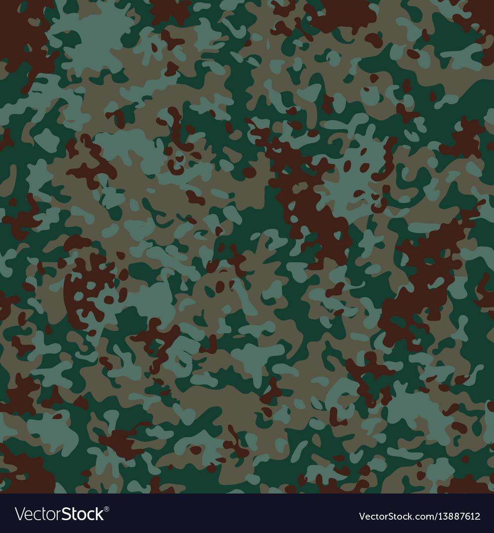 Euro flectarn camouflage seamless patterns