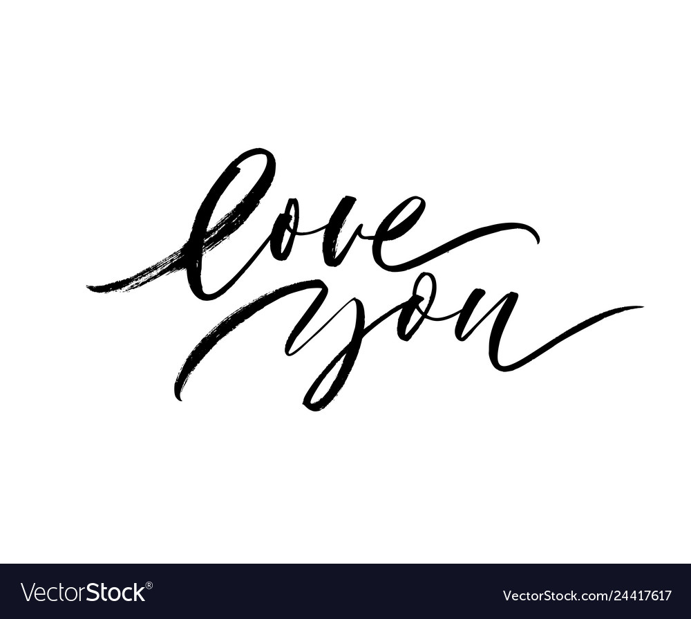 Love you phrase happy valentines day quote