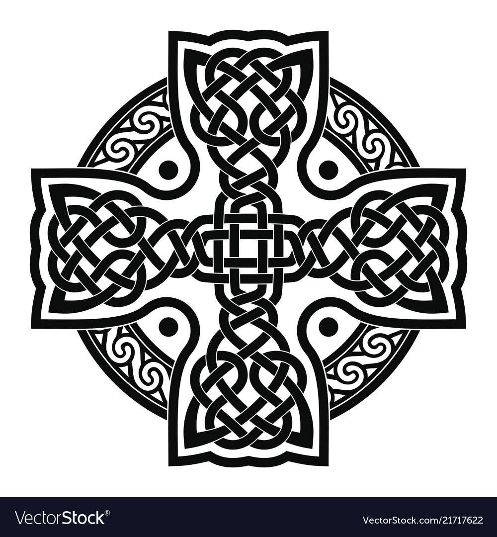 Celtic national cross