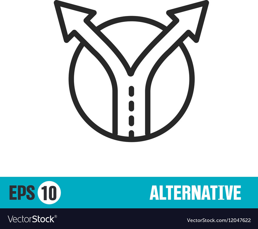 Lines icon black banner isolated