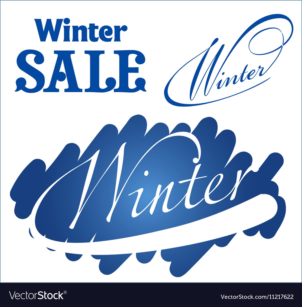 Sale Sticker template vector image