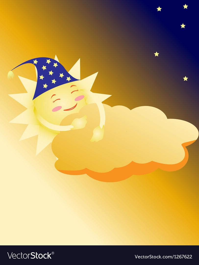 Картинки спи солнышко, открыток сентября