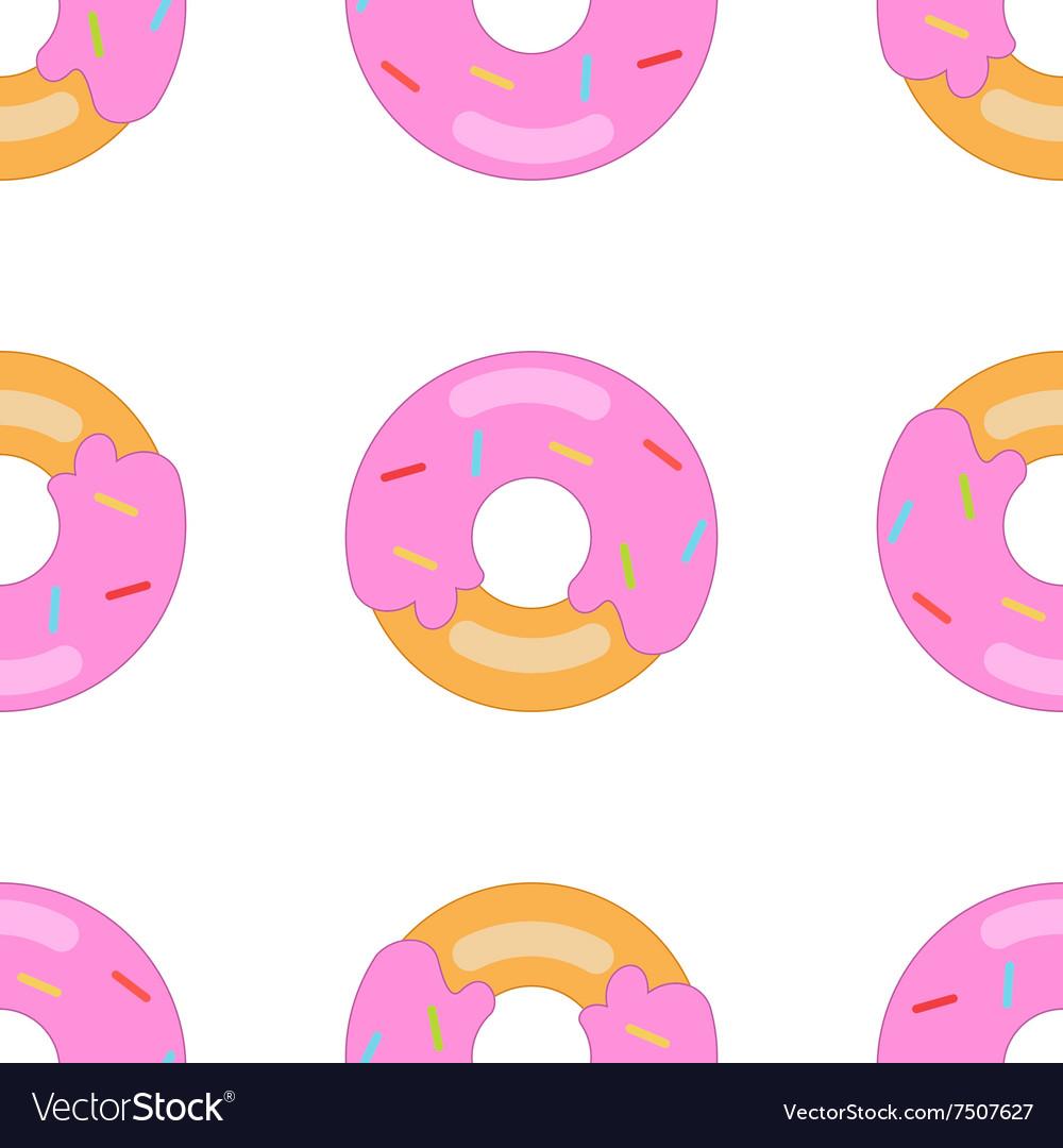 Donut pattern big
