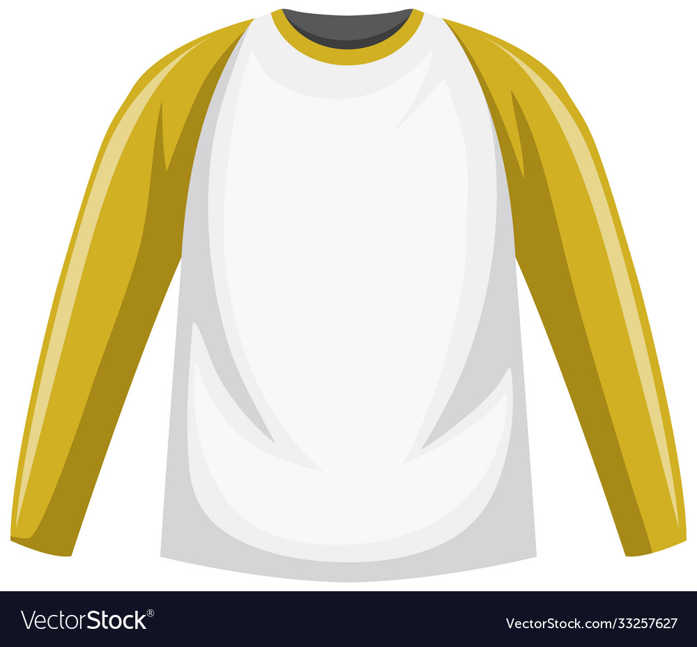 Raglan long sleeve t-shirt