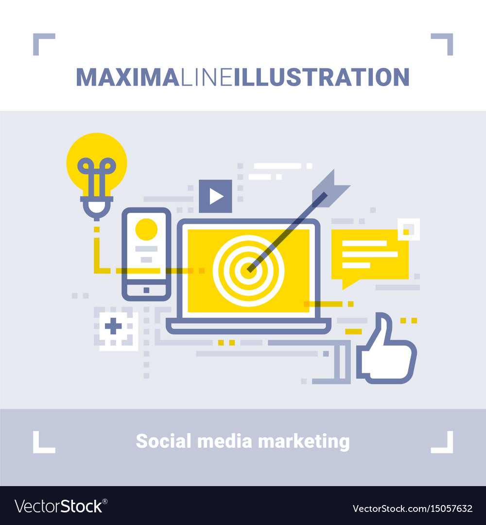 Social media marketing and social networks