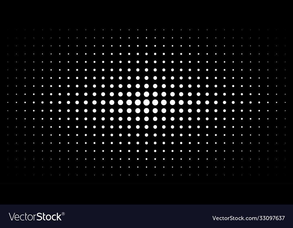 Halftone white gradient texture background