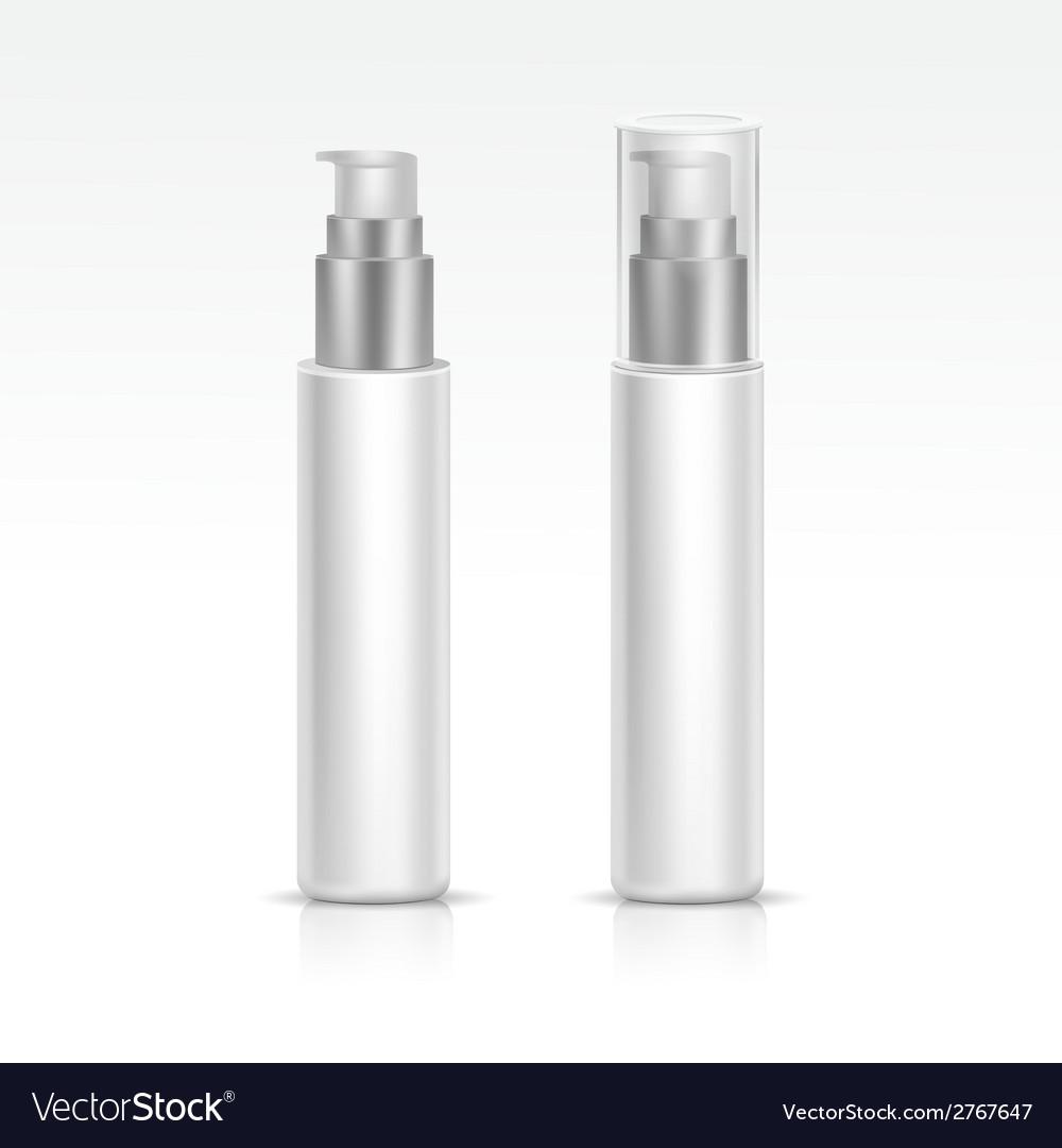 Blank Spray Bottle Isolated
