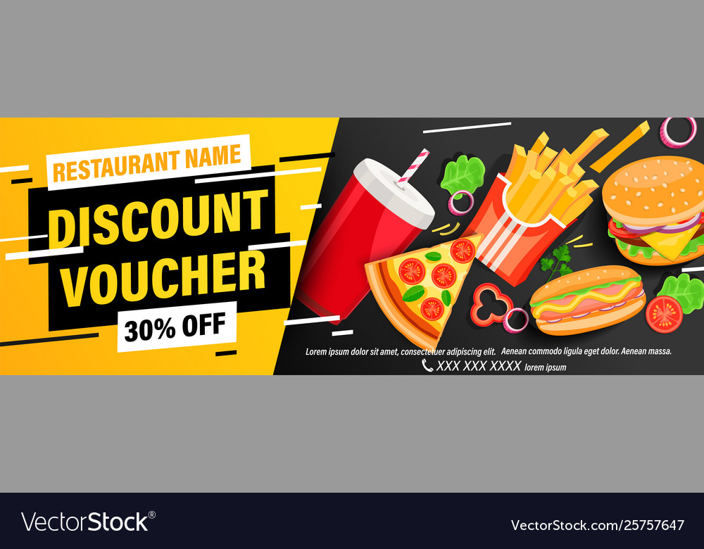 Dynamic discount voucher with 30 percent price off