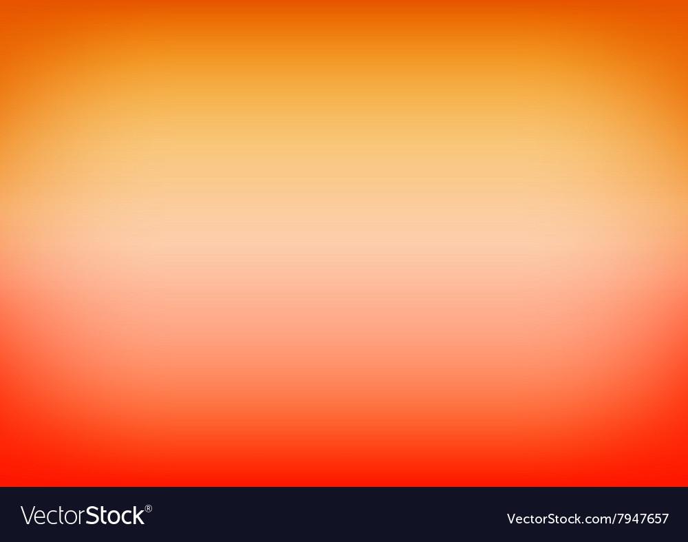 Orange Gradient Background