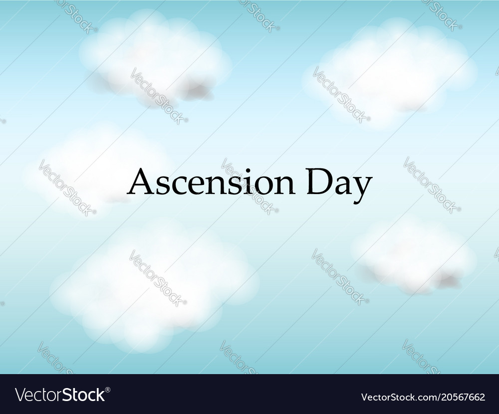 Christian festival ascension day