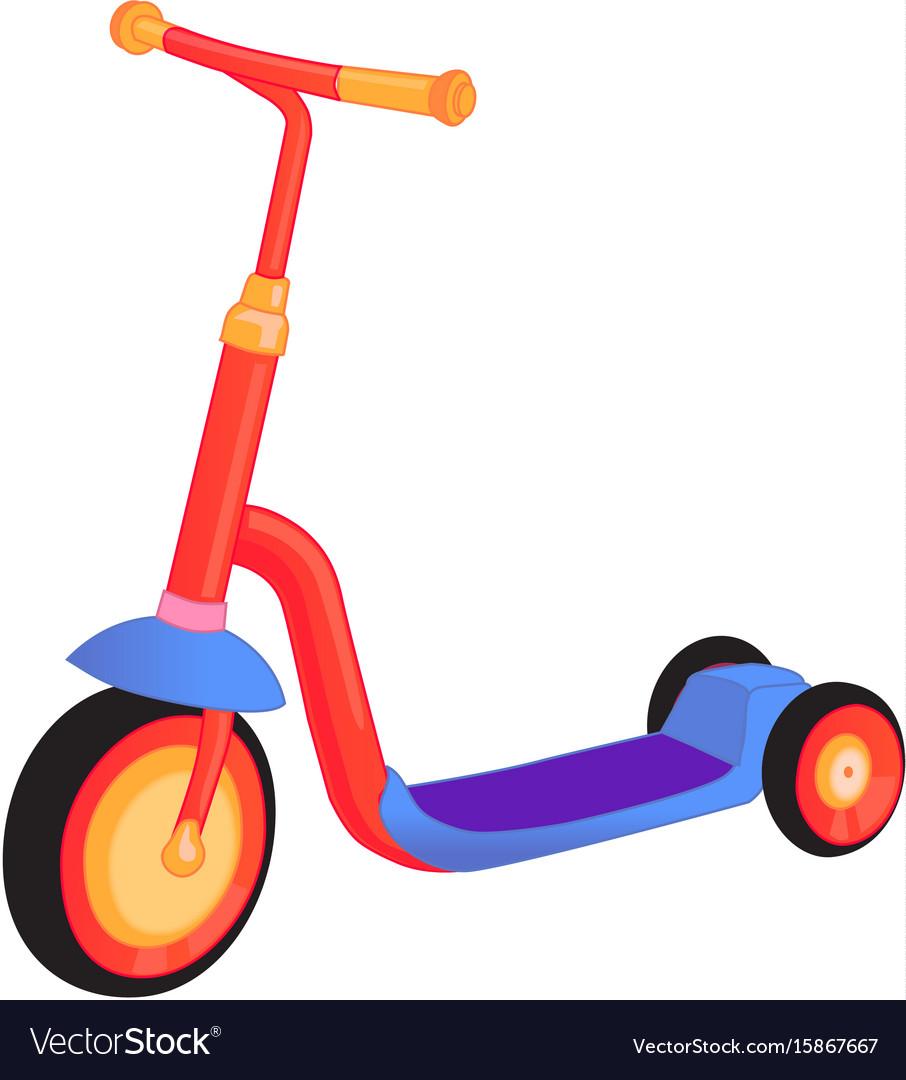 Картинки для детей велосипед самокат