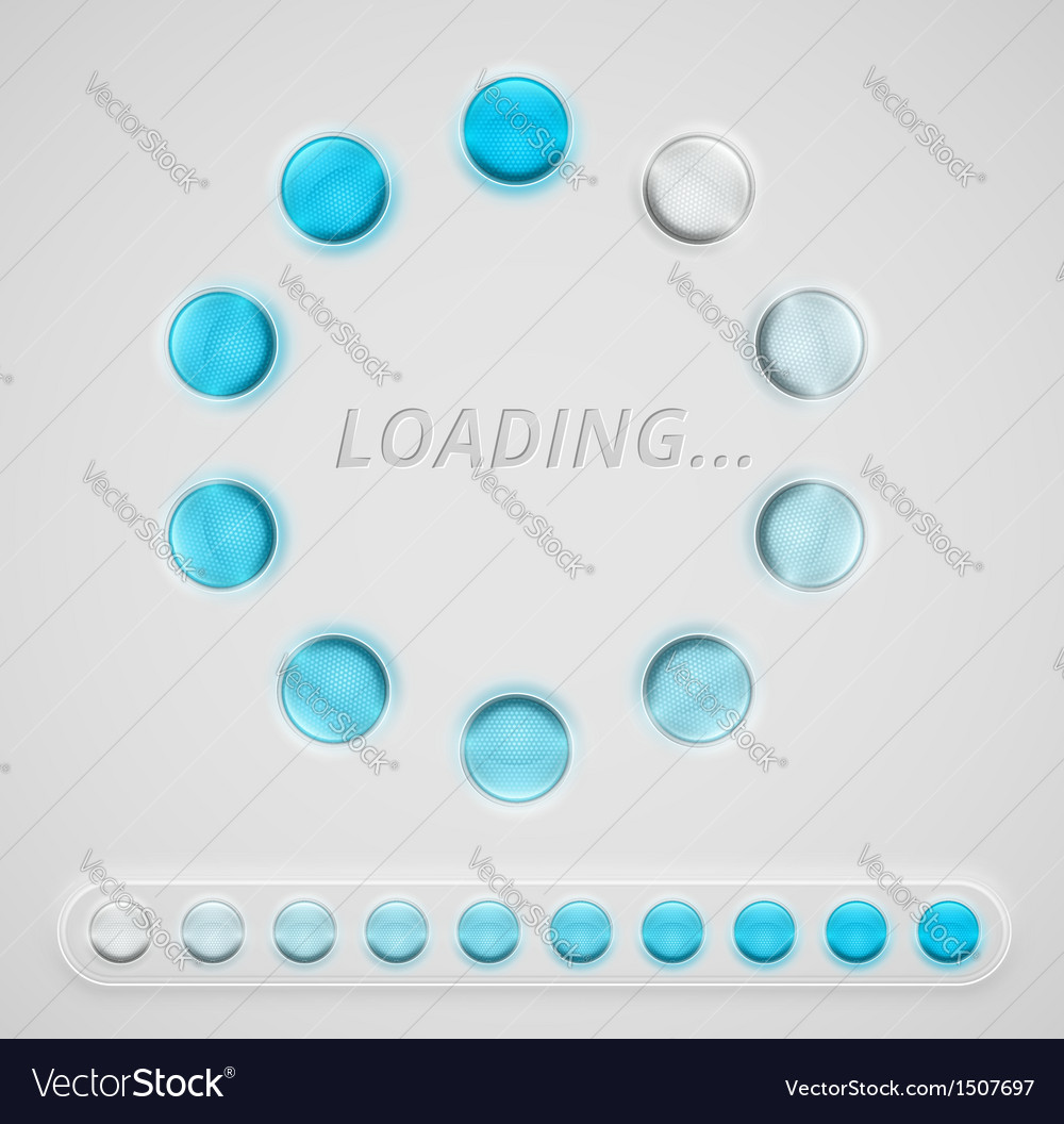 Loading interface