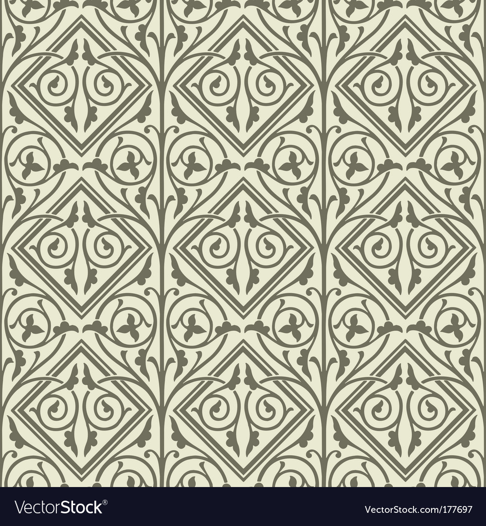 Vine Pattern Unique Design