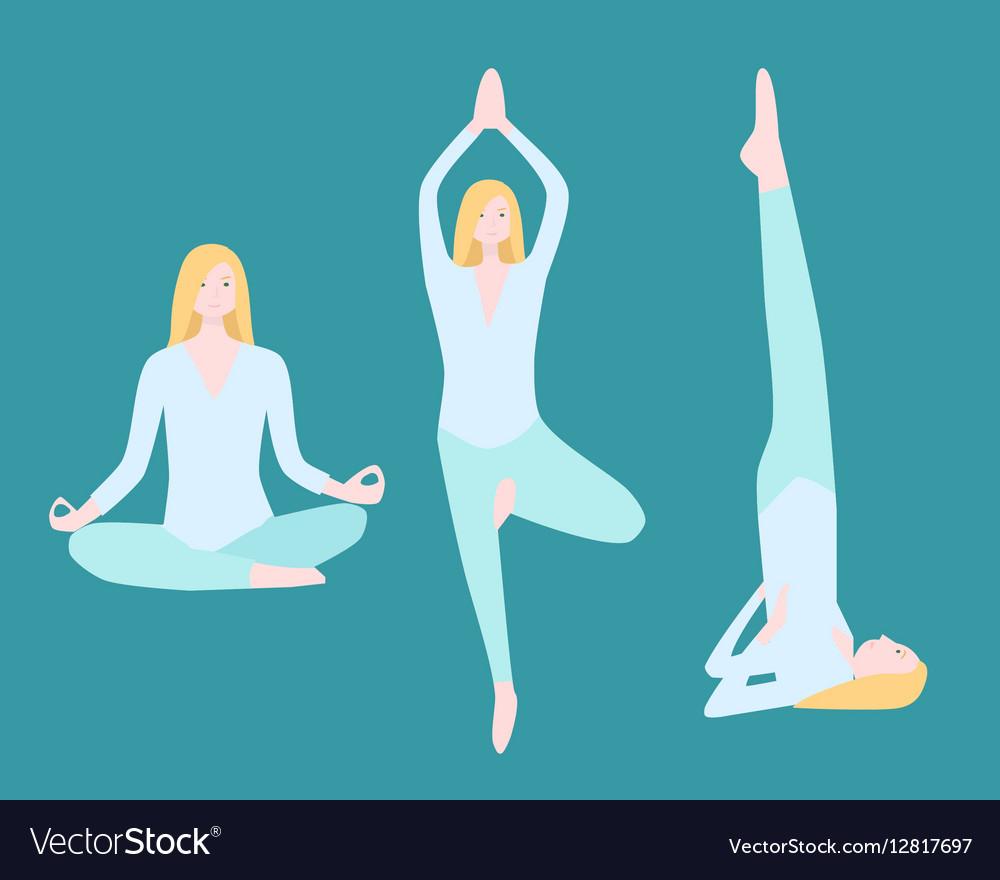 Yoga Flat Set