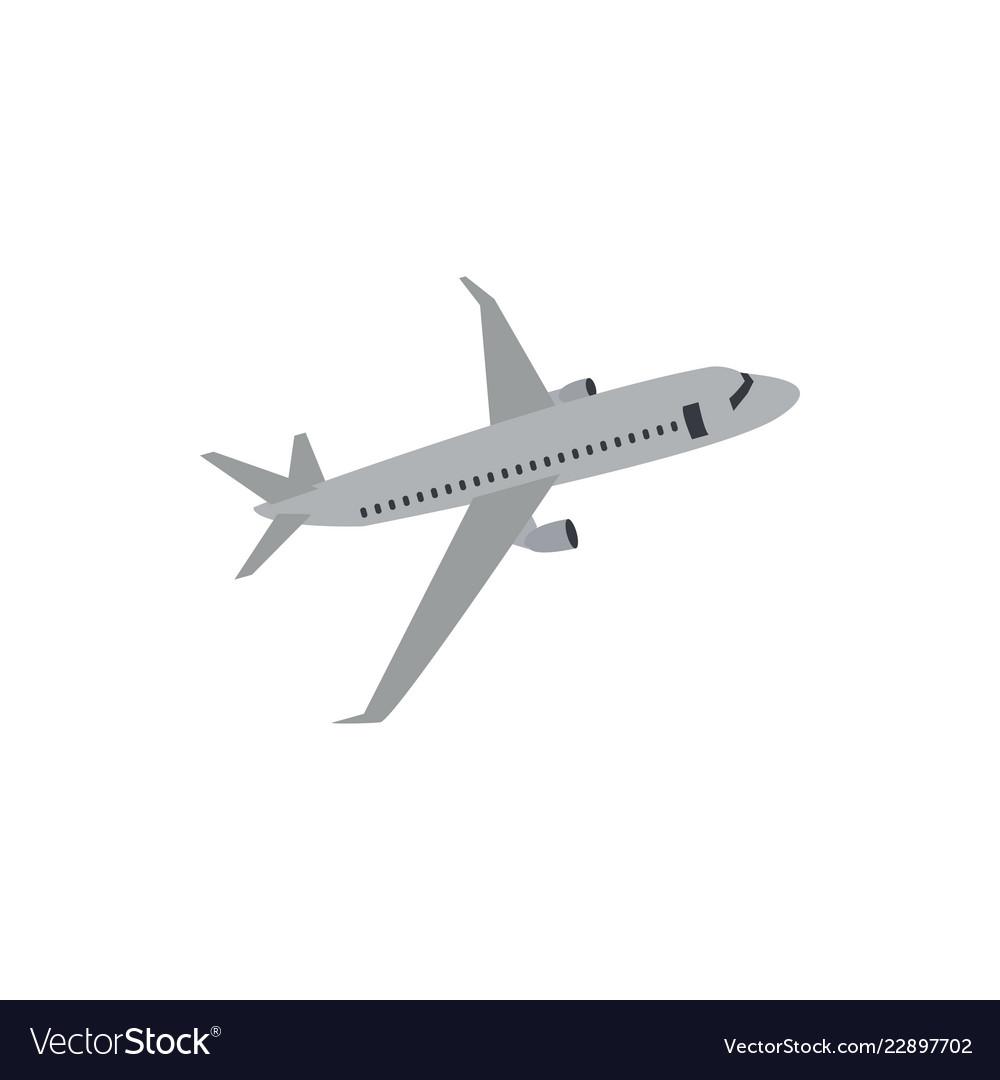 Aero plane graphic design template
