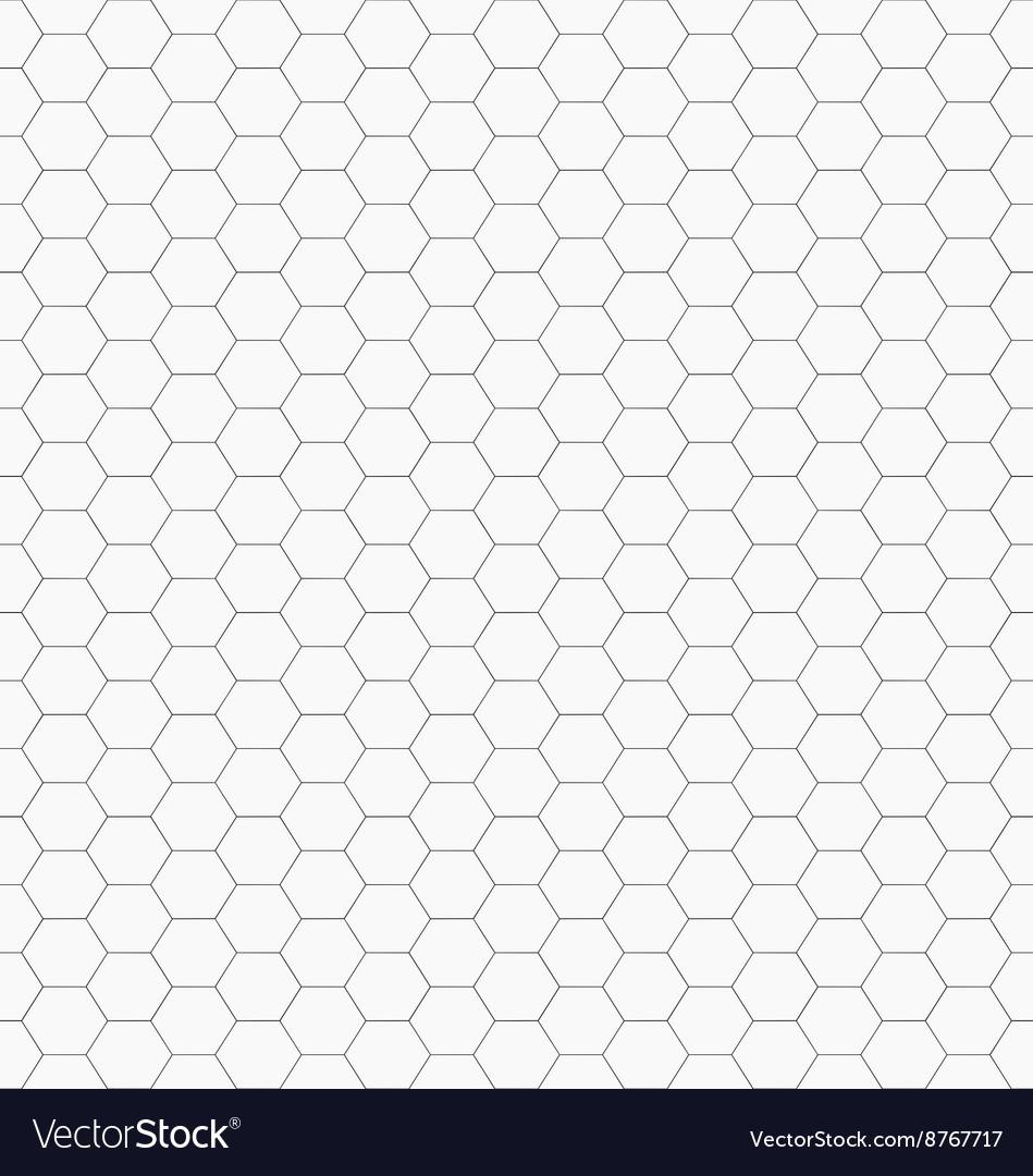 Honeycomb seamless