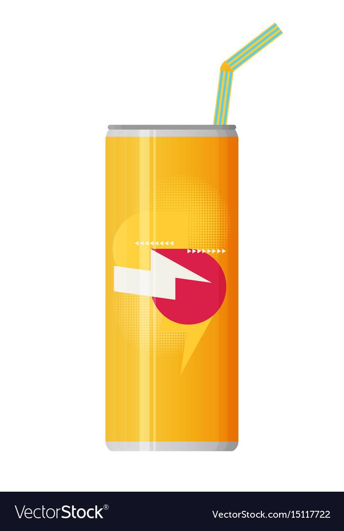 Soda can flat
