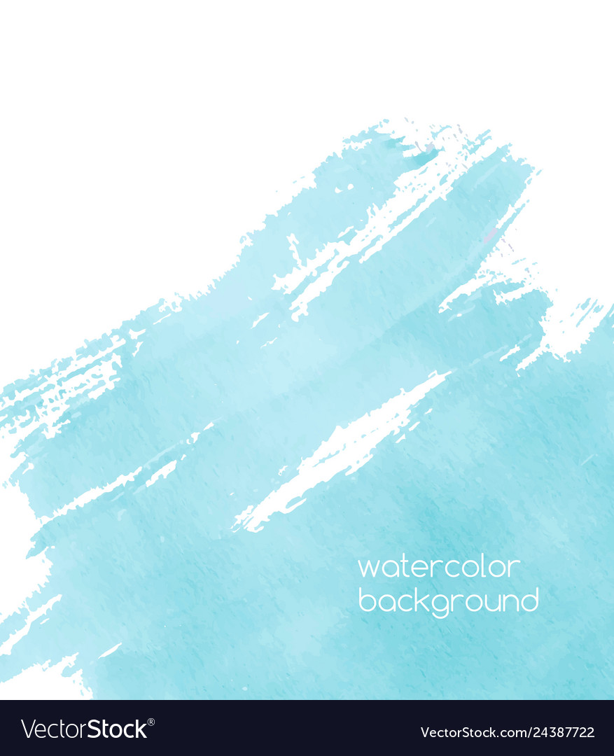 Vibrant watercolor background or backdrop with