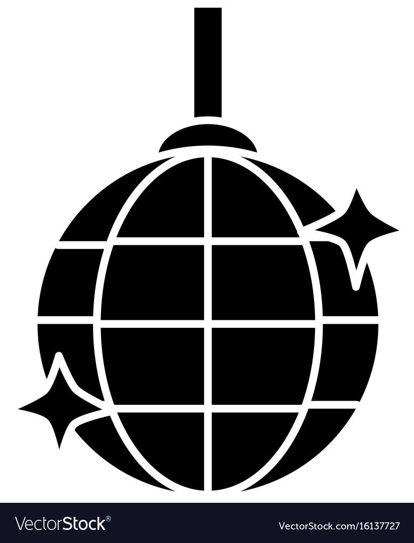 Disco lamp icon