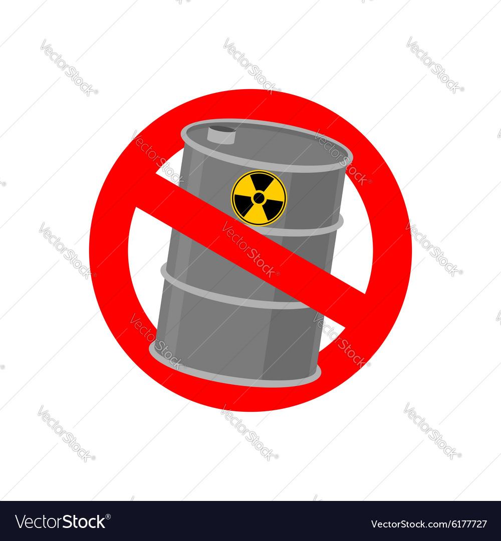 Prohibiting signs Biohazard Crossed barrel of
